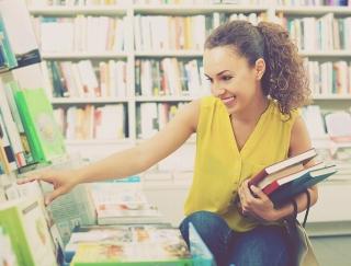 「やっと見つけた!」書店で探している本に出会えるおまじない