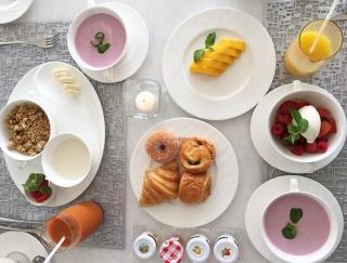 バリ島が誇る6つ星ホテル『ザ・ムリア』のフォトジェニックな朝食がたまらない!
