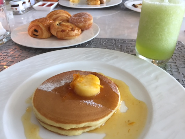 ザ・ムリアの朝食1