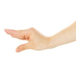 マッサージをする時の手のポイント画像