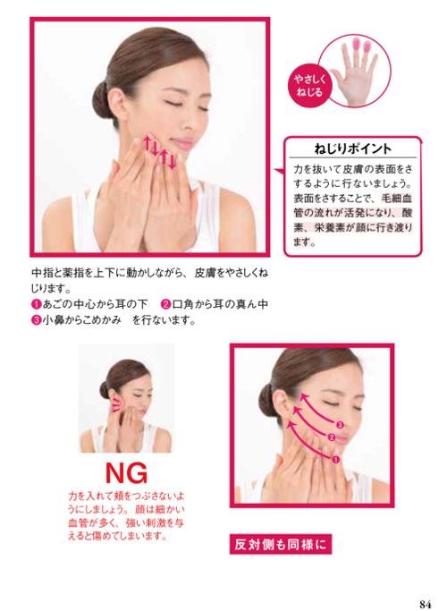 皮膚ねじりダイエット工程5
