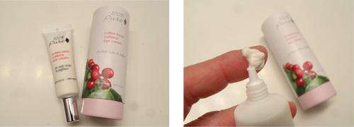 目元専用のクリームの商品画像