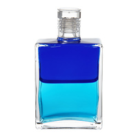 ロイヤルブルーのカラーボトル