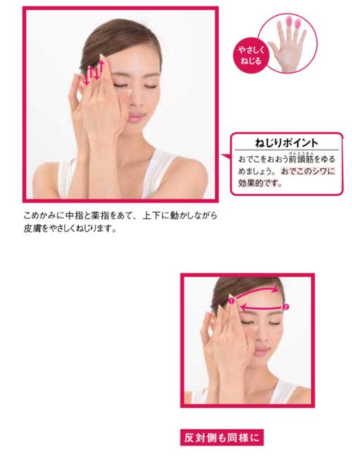 皮膚ねじりダイエット工程6