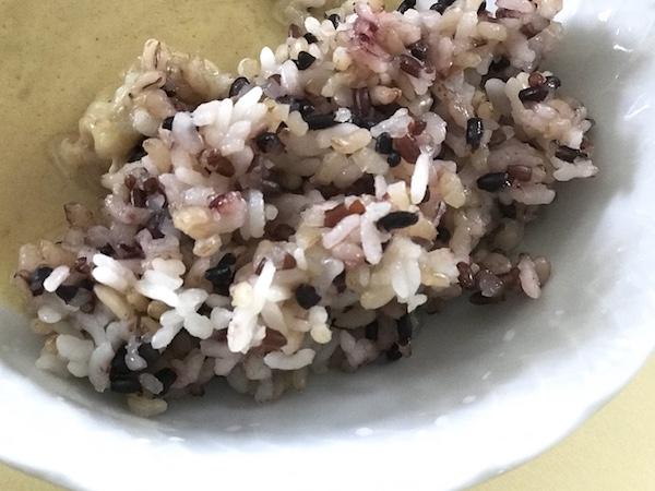 無印の雑穀米