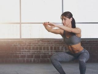 負荷を最大限に与える「スロートレーニング」で効率よく代謝アップ!