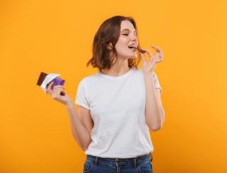 ダイエット中の間食、食べても太らない6つのポイント