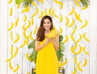 中村アンの美ボディの秘訣は朝バナナ! 美容にもうれしいバナナレシピが食べられるカフェが期間限定オープン!