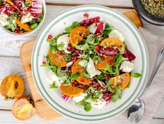 薬膳豆知識。秋の味覚「柿」と「梨」の食べ合わせで風邪予防!