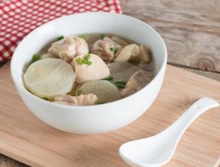 食べ過ぎてもこれで帳消し! 消化を助ける「大根スープ」で体内リセット