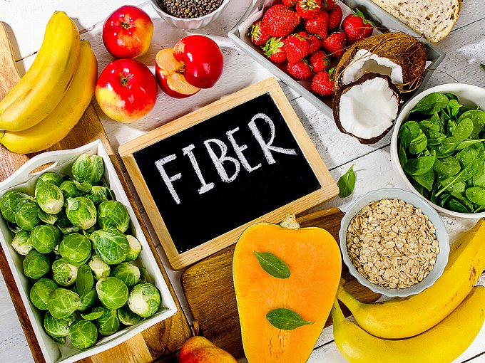 食物繊維が豊富な食品