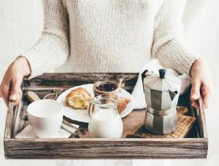 つくり置きおかずで簡単!毎朝食べたい「やせるワンプレート朝食」