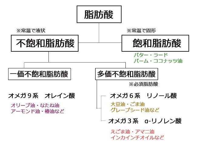 オメガ3系の図