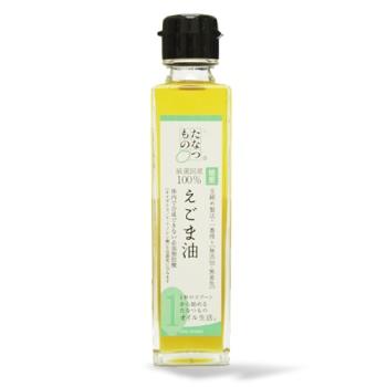 玉締め一番搾り国産えごま油(焙煎)140g/2376円