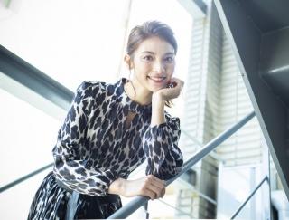【秋元才加さんインタビュー】30代を迎えての仕事への意識と体作り