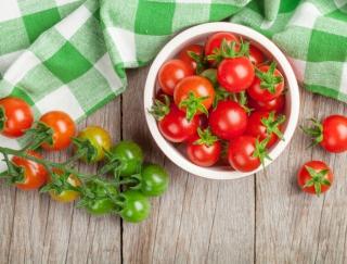 """プチトマトの""""ヘタ""""が原因に!? 秋こそ気をつけたい食中毒への対処法"""