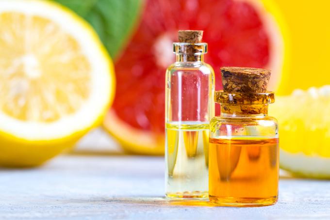 柑橘系アロマオイル