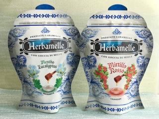 ハーバメッレのキャンディ2種