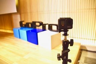 GoPro発表会での新機種