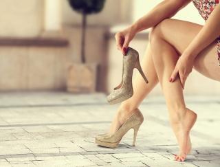 ハイヒール靴が原因で起こる足トラブルに要注意!痛くなる前にできる予防と対策3つ
