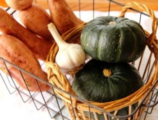 「さつまいもVSかぼちゃ」老けない体づくりに効果的なのはどっち?