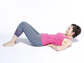 反り腰タイプの体幹エクサ