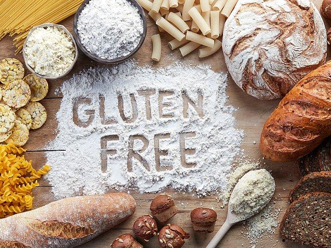 パンやパスタなど、小麦粉を使った食べもの