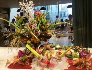 見て楽しい、食べておいしい!こだわりの野菜で作るブーケがステキ #Omezaトーク