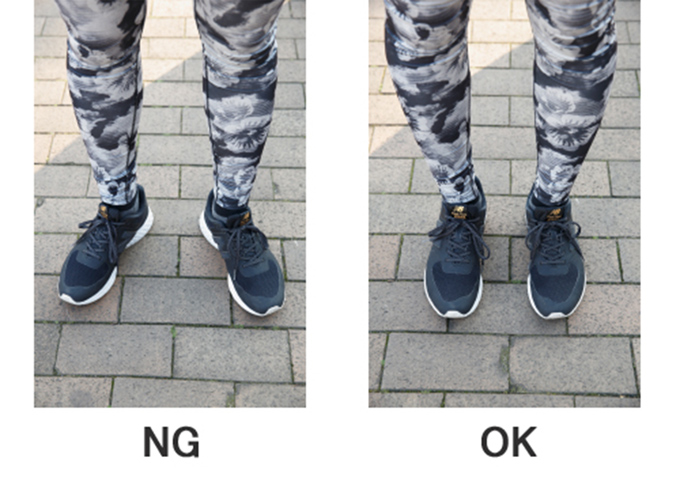 NGとOKの足の角度