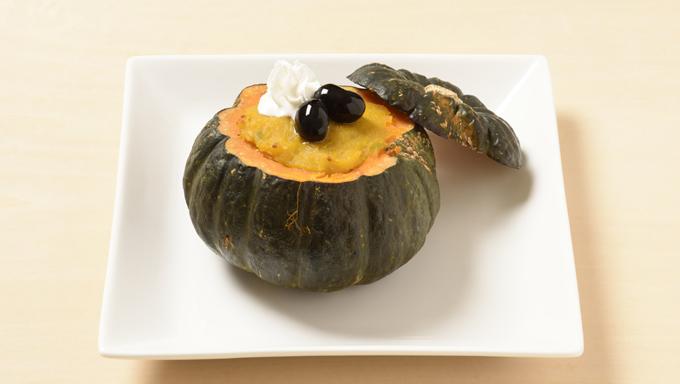 かぼちゃのハロウィンスイーツ