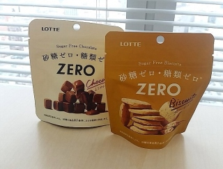 砂糖&糖類ゼロ!ロッテ「ZERO」シリーズは見た目も味もお気に入り #Omezaトーク