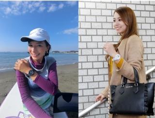 ファッション感覚で運動モチベがアップ♡ BABY-G「G-SQUAD」で変わるイマドキ女子の1週間