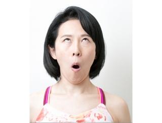 【顔ヨガ動画】たるみ・むくみ・クマの3大悩みを解消!目もと美人になる「ムンクの顔」