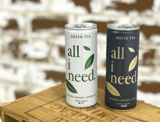 リラックスタイムにぴったり!お茶の炭酸飲料「オールアイニード」 #Omezaトーク