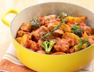 お肉と野菜のWビタミンで作る!風邪予防に効果的な「冷凍野菜レシピ」