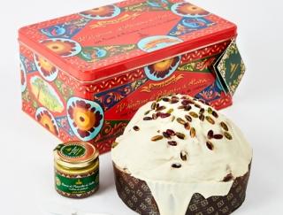 かわいいパッケージデザインにクリスマス気分が止まらない! ドルチェ&ガッバーナのパネットーネ