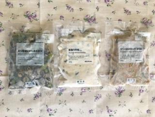 """これは使える!きんぴら、うの花、ひじきの煮物…無印良品の""""冷凍お惣菜""""は買いです!"""