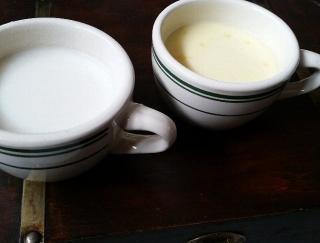 お湯を注ぐだけ!1杯でたんぱく質が8gもとれちゃうスープ #Omezaトーク
