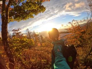 新しいGoProで撮った秋の風景