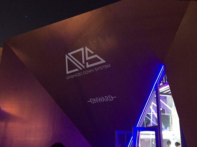 ADSモデルの発表会の様子1