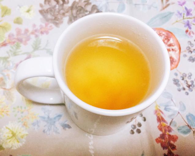 カルディの「マッスンブ 柚子茶」マグカップ
