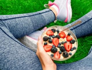 ダイエット中の運動は「食事」の前or後、どちらが効果的にやせられる?