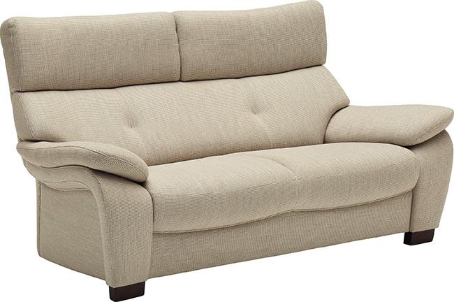 カリモク「2人掛椅子ロングUT7312K281」