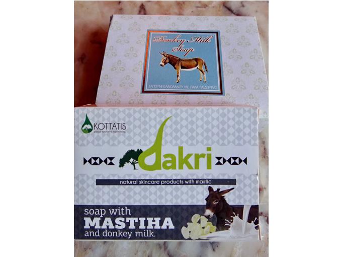 マスティハのロバミルク