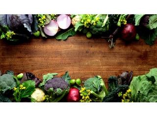 ブロッコリーや芽キャベツなどの冬野菜