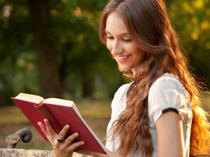 日記を見る人の画像