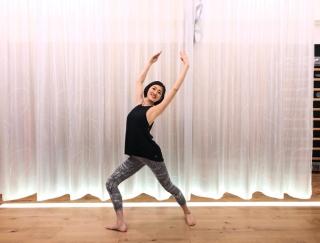体幹を強化して「姿勢美人」を目指す!最強バレエエクササイズ!