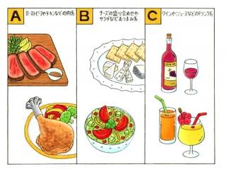 【心理テスト】料理持ち寄りのパーティに呼ばれました。あなたは何を持っていく?