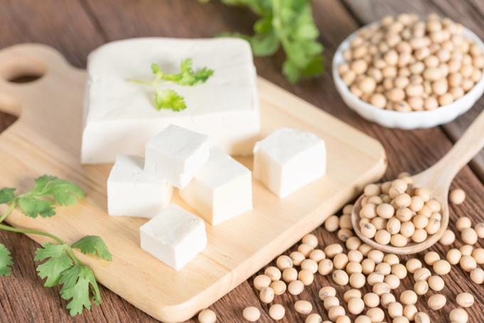 豆腐や大豆
