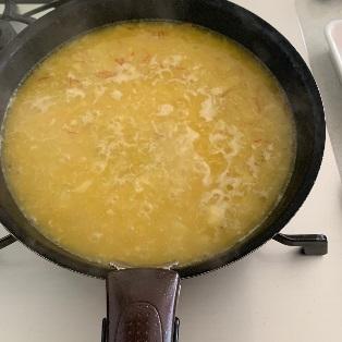 お米をたく